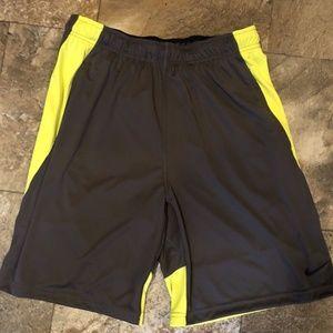 Nike Shorts Dry 9 Training Short Midnight Fog